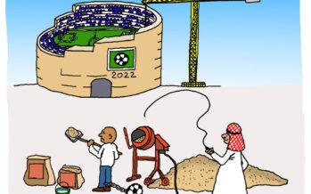 Qatar, ancora lavoratori migranti stroncati sul lavoro dal caldo