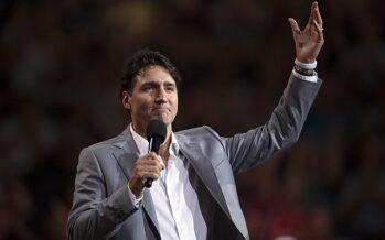 Canada, vince Trudeau ma il governo rimane di minoranza