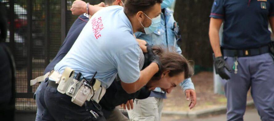 Alla Texprint di Prato botte e arresti contro lo sciopero della fame operaio