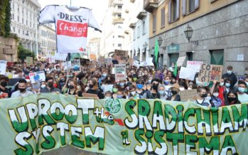 Giustizia climatica, gli attivisti in piazza da Roma a Melbourne a New York