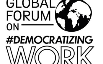 Global Forum: democratizzare il lavoro per una vera transizione ecologica
