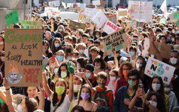 Milano. La marcia globale per il clima, un'altra bella boccata d'ossigeno