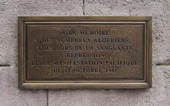 Francia 1961, la strage «imperdonabile» degli algerini
