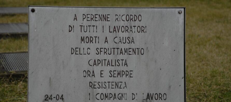 Giustizia per le stragi del profitto, dal ponte Morandi al Vajont
